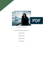 leo analysis draft 1