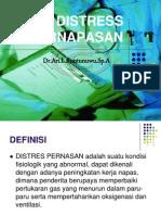 Distress Pernapasan!!!