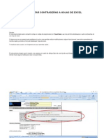 Como Quitar Contraseñas a Hojas de Excel