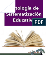 Antologia de Sistematizacion