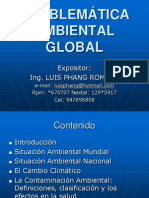 1-Problematica Ambiental Global