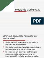 La metodología de audiencias (2)
