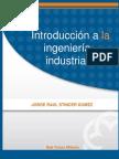 Introduccion a La Ingenieria Industrial