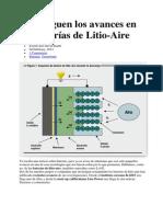 Prosiguen los avances en baterías de Litio.docx