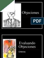 Objeciones II