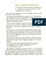 Buganda Declaration of Independence 1960