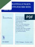 Wendig, Heinrich - Richtigstellungen Zur Zeitgeschichte - Heft 15