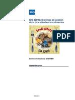 2. Compilación Impresa de Presentaciones_ISO 22000. ISO-Ecuador