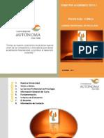 PsicClínica 1eraClase Set2013 II