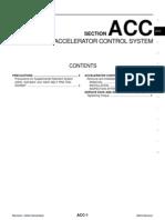 Accelerator Control