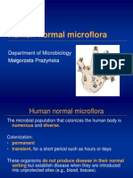 microbiology-natural microflora