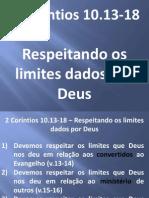 2 Coríntios 10