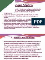 Choque Séptico Definido 30-03-2014