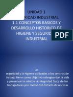 Importancia de La Seguridad e Higiene Industrial