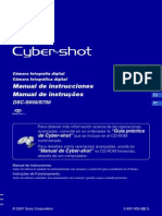 Sony Cyber-shot Dsc-s650-s700 -Manual de Instrucciones