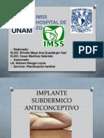 implante subdermico