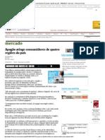 Apagão Atinge Consumidores de Quatro Regiões Do País - 04-02-2014 - Mercado - Folha de S