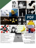 Capas de Albuns de Rock - Criadas Pelo Designer Britânico Guia e Texto