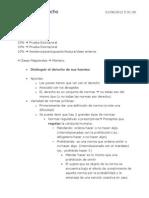Fuentes Del Derecho Notas