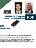 NIMBUS Corporation