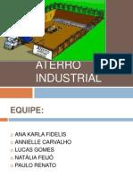 Aterro Industrial