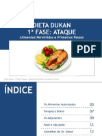 Dieta Dukan Fase Ataque