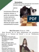 Descartes y Locke