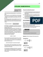 Problemas Resueltos Ejemplos Analisis Dimensional