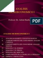 Analisis Microeconomico i