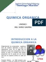 PresentaciónQuimica Organica 2014-1