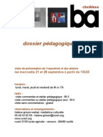 Cheikhou Bâ - Dossier pédagogique