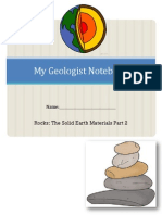 geologist packet 2 student