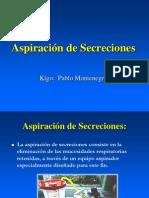 17 Aspiracion de Secreciones