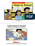 Raz-Kids Carlos goes to school (1)