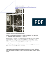 Análisis y Resumen de El Túnel de Ernesto Sábato
