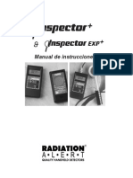 InspectorPlus Operation Manual Spanish Radiacion
