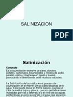 salinizacion