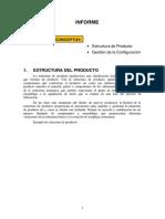 Estructura de Un Producto