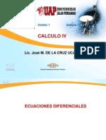 Semana1_Ecuaciones Diferenciales