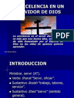 PP. LA EXCELENCIA EN UN SERVIDOR DE DIOS.ppt