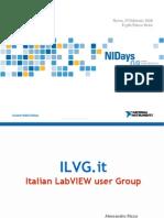 LabVIEW & Lua, flessibilità e dinamismo