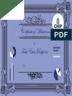 certificate final