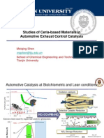 mqshen Ceria-Based Materials in Automotive Catalysis