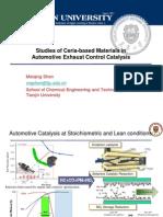 mqshen Ceria-Based Materials in Automotive Catalysis