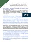 Comunicato Stampa WWF Sulla Nuova Pompa Di Benzina Di via Dei Platani 31 Ottobre 2009