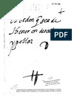 Ordenanzas Descubrimiento Poblacion Pacificacion 1573
