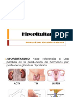 Hipopituitarismo PDF