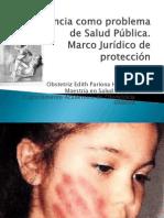 CLASE.nº.8.La Violencia Como Problema de Salud Pública.pptx Ultimo