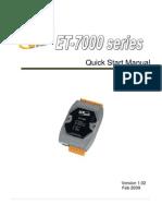 Et 7017 Analog Daq