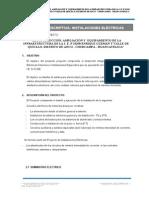04 Mem. Descriptiva - ElectricasAnco